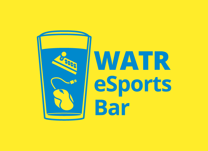WATR logo (two color medium